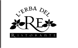 Ristorante L'Erba del RE Logo